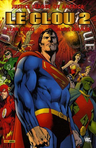 JUSTICE LEAGUE OF AMERICA : LE CLOU T02