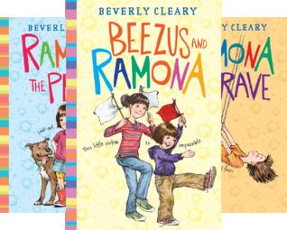Ramona Quimby (8 Book Series)