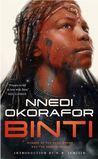 Book cover for Binti (Binti, #1)