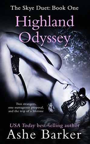 Highland Odyssey (The Skye Duet Book 1)
