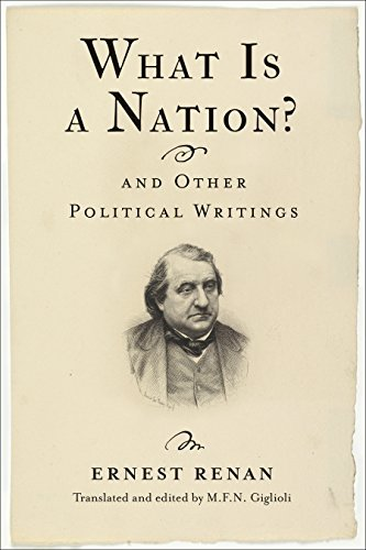 What Is a Nation? and Other Political Writings
