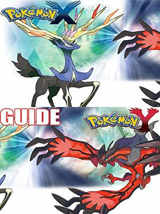 Pokemon X And Y Guide Book