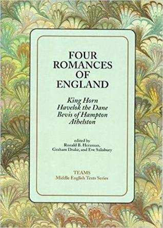 Four Romances of England PB
