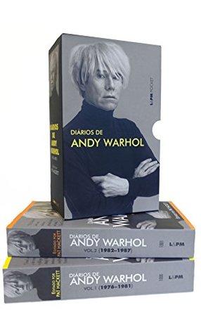 Diários de Andy Warhol - Caixa 2 Volumes