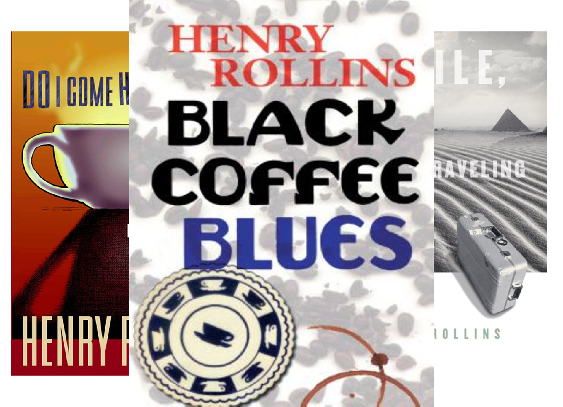 Black Coffee Blues (3 Book Series)