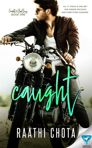 Caught (Caught by the Bad Boys #1)