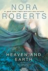Book cover for Heaven and Earth (Three Sisters Island, #2)