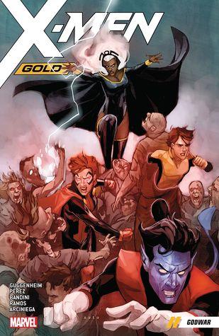 X-Men Gold, Vol. 7: Godwar