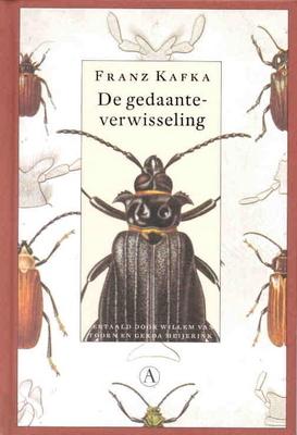 De gedaanteverwisseling by Franz Kafka
