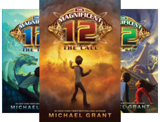 Magnificent 12 (4 Book Series)