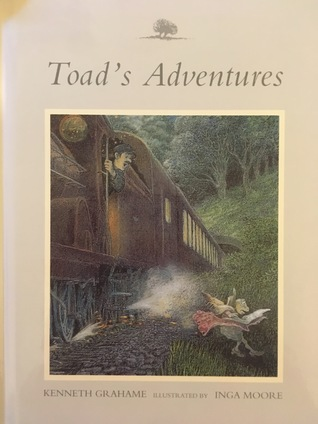Toad's Adventures (The Wind In The Willows #7)