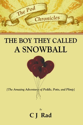 THE POD CHRONICLES (The boy they called a snowball Book 1)