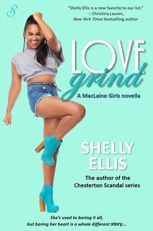 Love Grind (A MacLaine Girls novella 3)