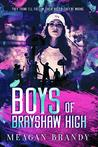 Book cover for Boys of Brayshaw High (Brayshaw, #1)