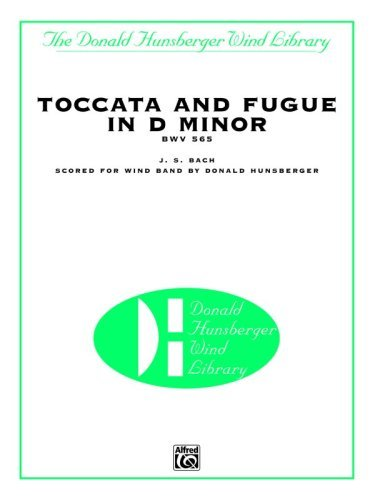 Toccata and Fugue in d Minor, Bwv 565: Score and Parts