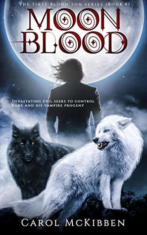 Moon Blood 4 (The First Blood Son series)