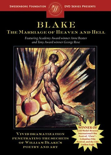 BLAKE THE MARRIAGE OF HEAVEN & HELL
