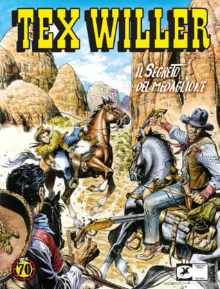 Tex Willer n. 3: Il segreto del medaglione
