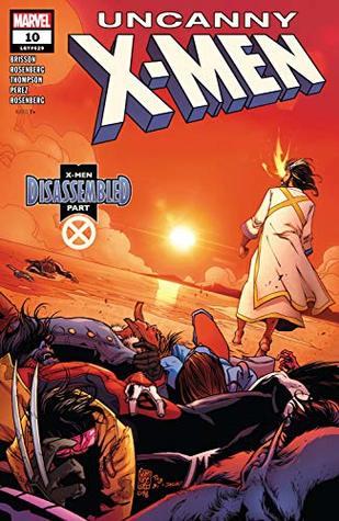 Uncanny X-Men (2018) #10