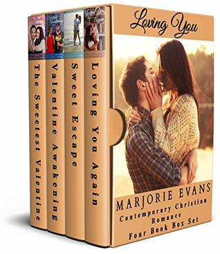 Contemporary Christian Romance: Loving You: Four Book Box Set