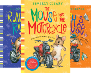 Ralph Mouse (3 Book Series)