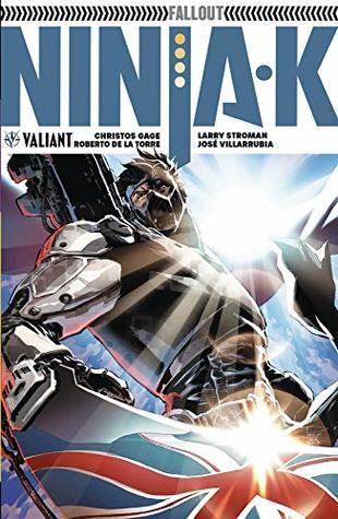 Ninja-K, Vol. 3: Fallout