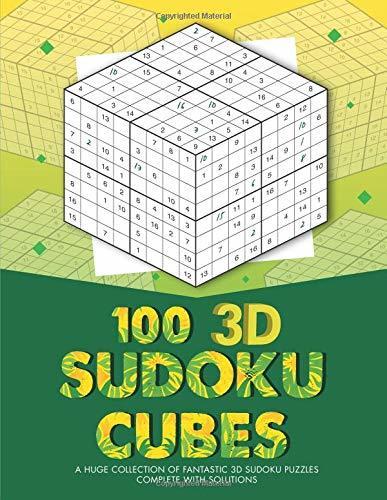 100 3D Sudoku Cubes