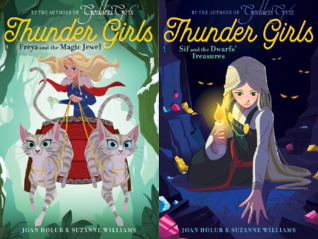 Thunder Girls (2 Book Series)