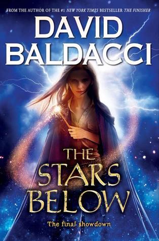 The Stars Below (Vega Jane, #4)