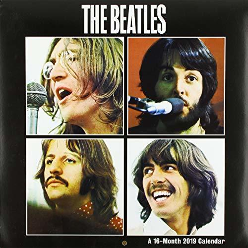 The Beatles 2019 Calendar