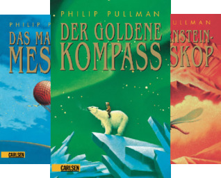 His Dark Materials (Reihe in 4 Bänden)