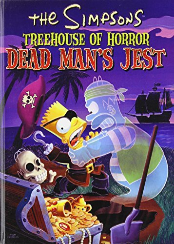 The Simpsons Treehouse of Horror Dead Man's Jest (Simpsons (Graphic Novels))