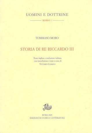Storia di re Riccardo III