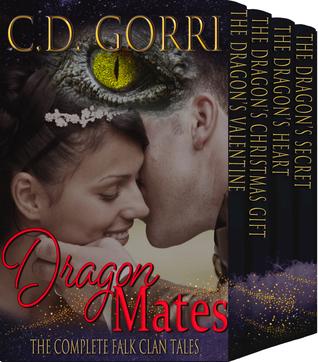 Dragon Mates: The Falk Clan Complete Series