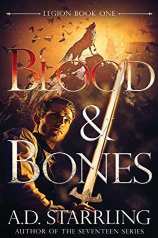 Blood and Bones (Legion #1)