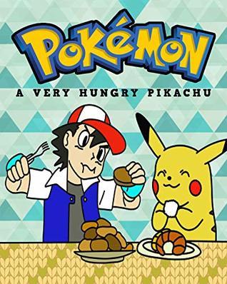 Pokemon A Very Hungry Pikachu: short story