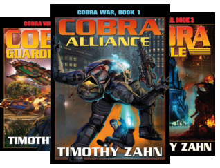 Cobra War (3 Book Series)