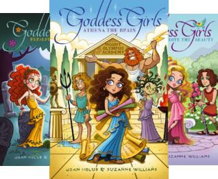 Goddess Girls (24 Book Series)
