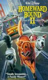 Homeward Bound II - Lost in San Francisco (Walt Disney Pictures Presents) [VHS]
