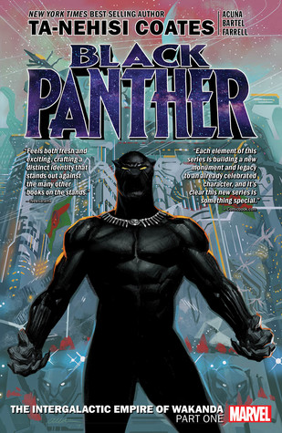 Black Panther, Book 6: The Intergalactic Empire of Wakanda Part 1