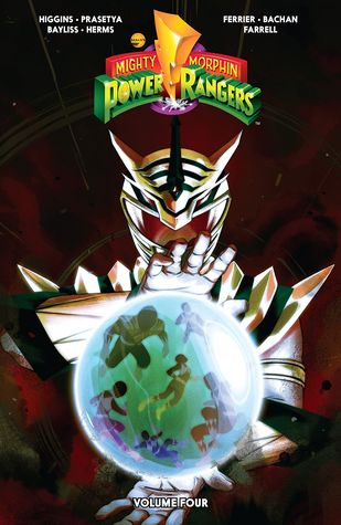Mighty Morphin Power Rangers, Vol. 4