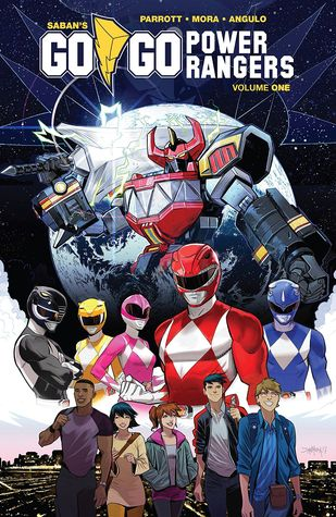 Saban's Go Go Power Rangers, Vol. 1