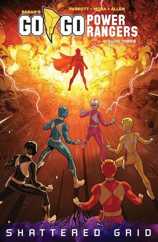 Saban's Go Go Power Rangers, Vol. 3
