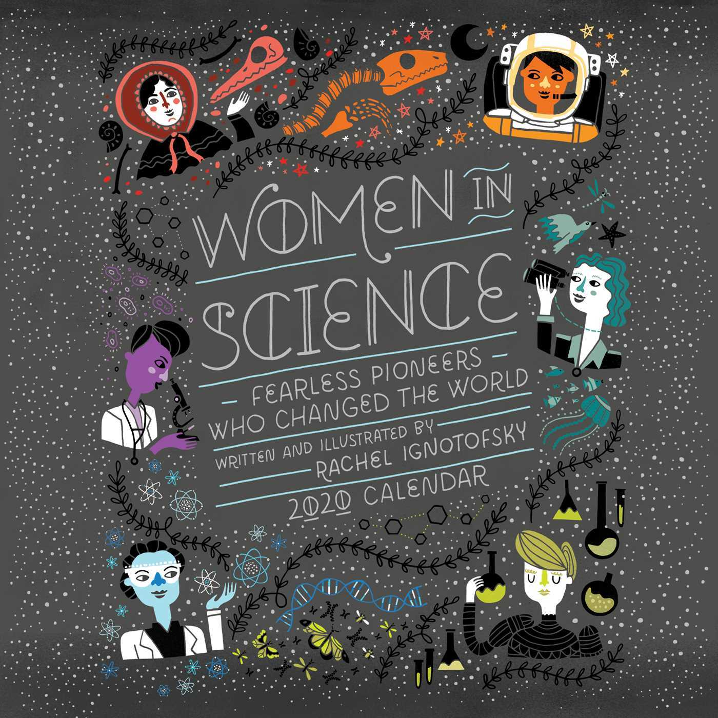 Women in Science 2020 Wall Calendar