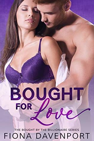 Bought For Love by Fiona Davenport
