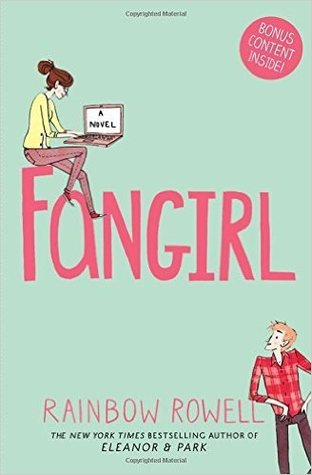 Fangirl Paperback – Unabridged, 30 Jan 2014 by Rainbow Rowell