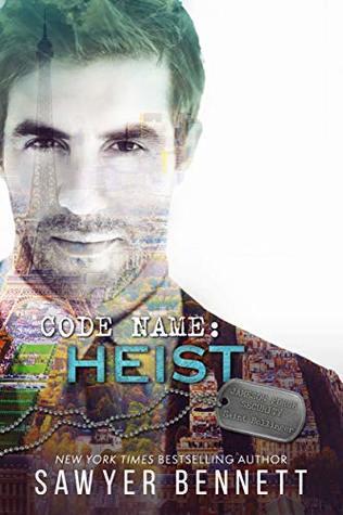 Code Name: Heist (Jameson Force Security, #3)