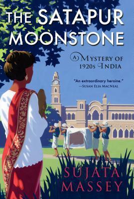 The Satapur Moonstone (Perveen Mistry #2)