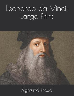 Leonardo Da Vinci: Large Print