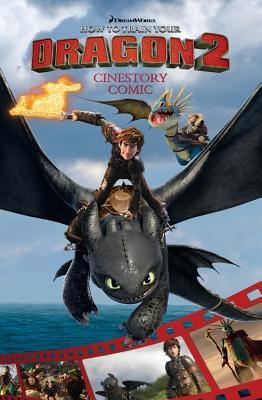 DreamWorks How to Train Your Dragon 2 Cinestory Comic